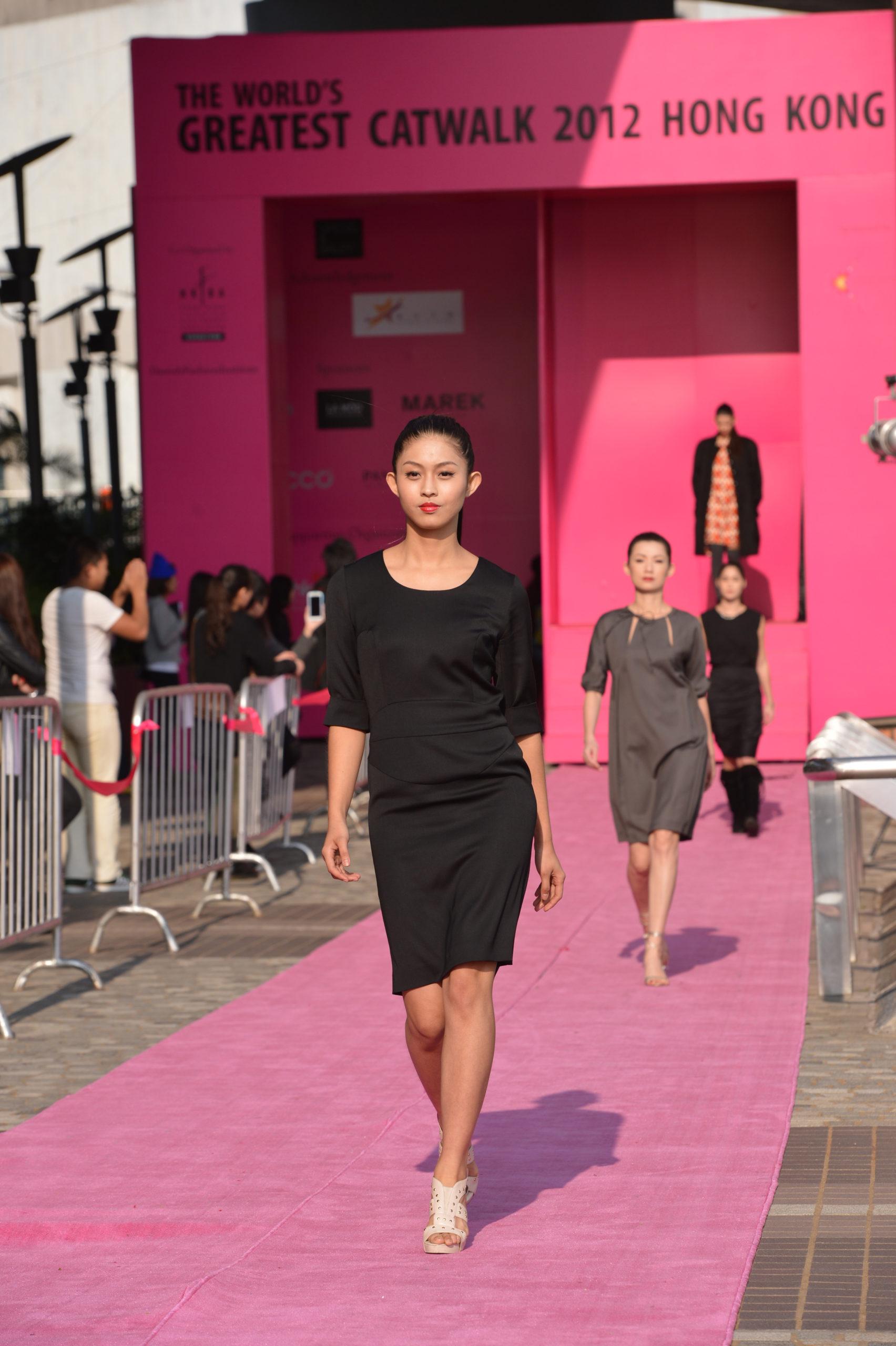 Little black dress. AW13 collection, rachel kollerup