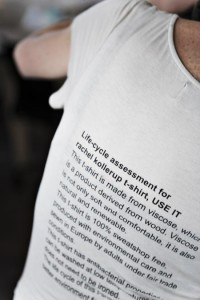 Rachel Kollerup, Life Cycle Assessment for sustainable t-shirt USE-IT